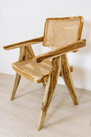 rattan armchair booming plus